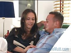 Little Mutt Video: Mia and John Thomas Confessions