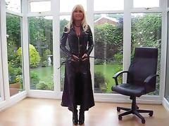 British, Amateur, British, Leather, Mature, MILF