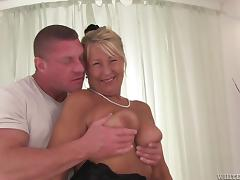 never too old for cock @ i wanna cum inside your grandma #11 porn video