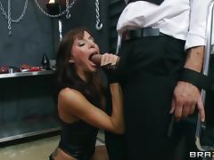 Big Tits at Work: The Ex's Anal Payback