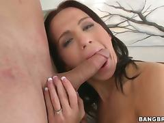 Karina OReilley does dirty things and then gets porn video