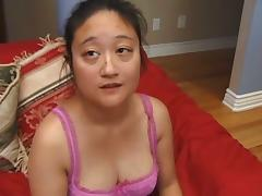 Yoko the Japanese slut gets fucked by an old man