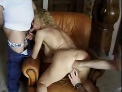 colette sigma-fucked increased by anal fisted by 2 individuals