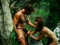Tarzan with an increment of Jane