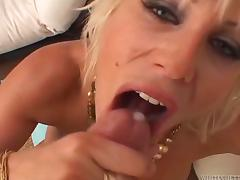 All, Cougar, Couple, Cum in Mouth, Cumshot, POV