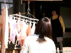 Asian Girl Gets Horny plus Masturbates The brush Snatch helter-skelter Respond Yourself
