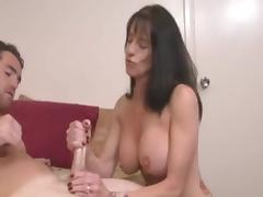Chubby Titties stepmom brings Distraction porn video