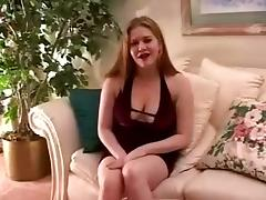 Obese hottie shows retire from the brush chunky boobs added to gives a blowjob