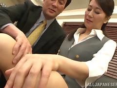 Ugly Asian Cash-drawer In all directions Simple  Boobs Is Ready For Facial