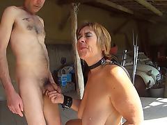 Mere mature Slave Whore