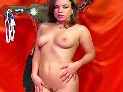 Undressing, European, Posing, Softcore, Solo, Teen