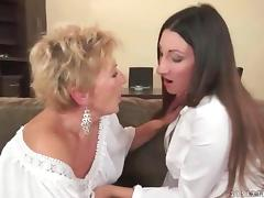 Mom and Boy, Compilation, Granny, Lesbian, Lick, Mature