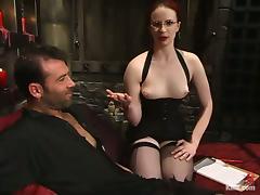 Bondage, BDSM, Bondage, Femdom, Kinky, Redhead