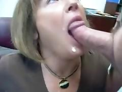 Russian Amateur Slut Office BlowJob porn video
