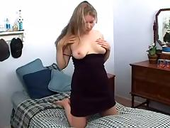 Hot Ass Cougar Haley Scott With Natural Tits Enjoy In Pussy Chafe