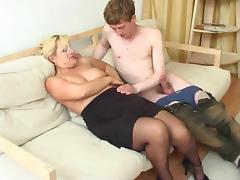 Mom and Boy, 18 19 Teens, Amateur, Mature, Old, Penis