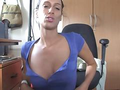 Downblouse Encouragment JOI