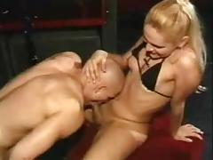 Sex party with some horny and sexy shemales