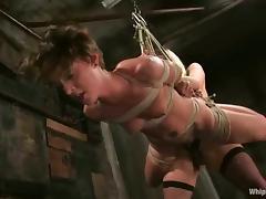 Basement, BDSM, Bondage, Femdom, Slut, Strapon