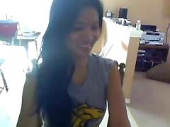 Filipina Webcam porn video