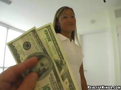 Cash, Asian, Couple, Money, POV, Reality