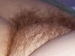 wifes super soft hairy pussy, titty, feet