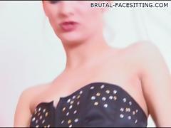 Pussylips, Angry, BBW, BDSM, Bound, Boyfriend