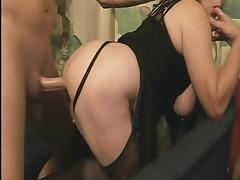 Granny Big Tits, BBW, Big Tits, Boobs, Doggystyle, Mature