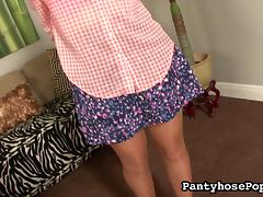 PantyhosePops Video: Chrissy
