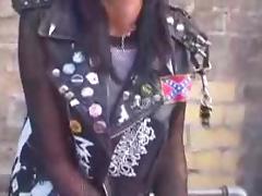 Punk Girl Fucked