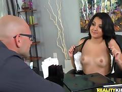 Vagina, Casting, Couple, Doggystyle, Pussy, Reality