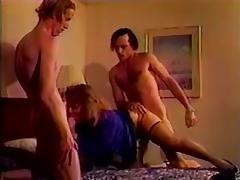 Nasty Mature Whore Is Fucked Wild In Threesome Sex