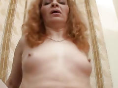 Mom and Boy, 18 19 Teens, Babe, Blowjob, Brunette, Facial