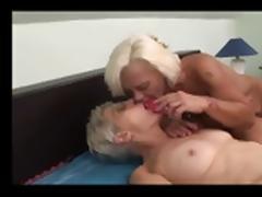 Blonde Mature Lesbians BVR