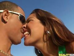 Brazil, Brazil, Couple, Huge, Outdoor, Reality