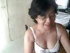 Grandma, Amateur, Asian, Granny, Mature, Old
