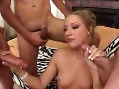 Tina Nice - Double Anal Temptation