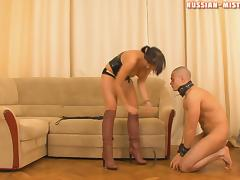 Mistress, Angry, BDSM, Beauty, Feet, Femdom