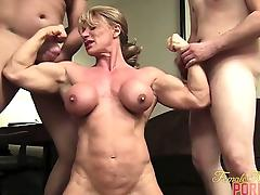Comic, Big Tits, Blonde, Boobs, Comic, Fetish