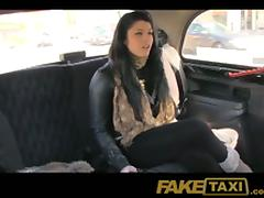 Brunette Gets Hardcore Car Fucking For Being A Brat