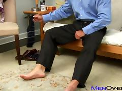 MenOver30 Video: Dressed for Sex-cess! porn video