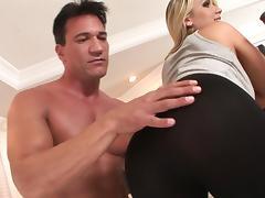 Sport, Blonde, Couple, HD, MILF, Pornstar