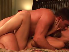 All, Blonde, Couple, Riding, Small Tits, Missionary
