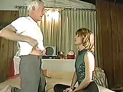 Ass, Ass, Assfucking, Blonde, Grandpa, Mature