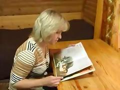 Enjoyable Virginia - Lesbo Pleasure in the Cabin