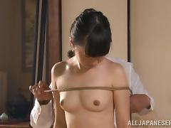 Asian Old and Young, Asian, Bound, Fingering, Japanese, Mature