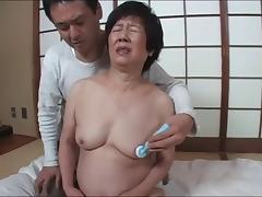 Grandma, Amateur, Asian, Granny, Japanese, Mature