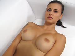 Casting, Amateur, Audition, Big Tits, Boobs, Brunette