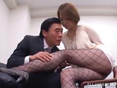 Tamaki Nakaoka is a cock sucking champion