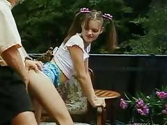 Teen Teena - Hardcore school girls 12